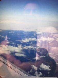 Foto ventanilla avion