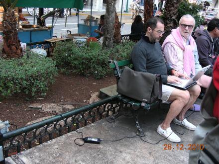 INTERNET EN PLAZA PÚBLICA YUCATÁN (2)